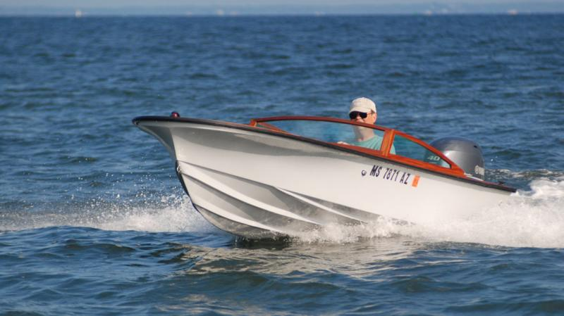 Legend & Legacy: The Harbor Road 13 skiff   Sippican