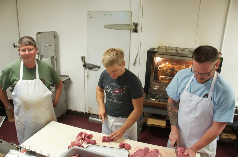Rochester butcher is a cut above the rest | Sippican