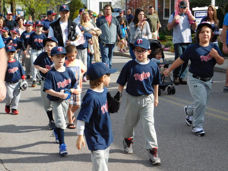 Opening Day dawns for Old Rochester Little League   Sippican