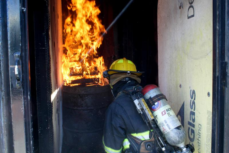 Trial by fire: Mattapoisett Fire Department educates public