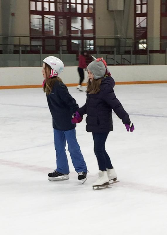 Photos Skaters Take To Tabor Academy S Rink For An Afternoon Of Fun Sippican