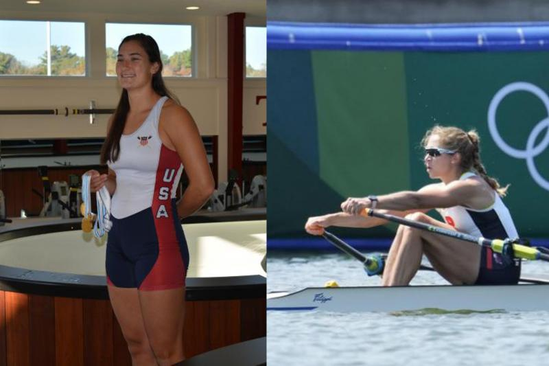 Tri-Town Olympians compete in Tokyo