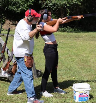 Women learn firearms skills and safety | Sippican